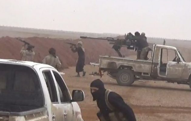 Το Ισλαμικό Κράτος «ξεθάρρεψε» και εξαπολύει επιθέσεις στη Συρία