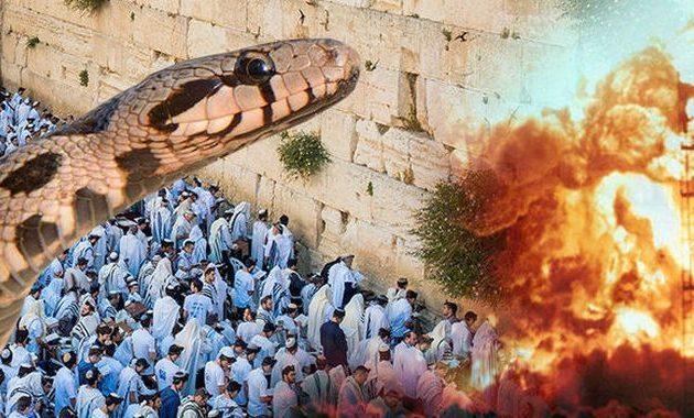 Θρησκευόμενοι Εβραίοι μιλάνε για «τρία σημάδια» των Έσχατων Καιρών στο Ισραήλ – Ποια είναι (βίντεο)