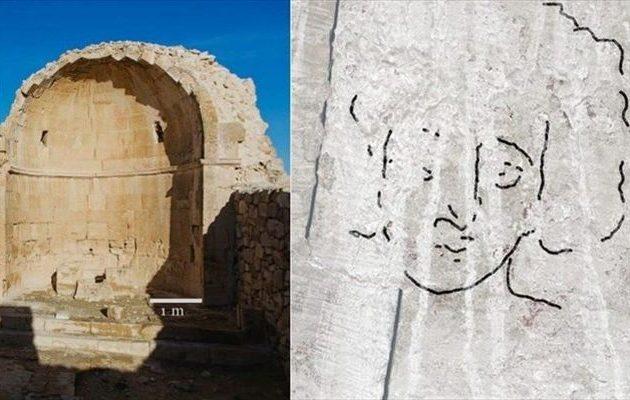 Ανακάλυψαν σπάνιο πορτρέτο του Ιησού στο Ισραήλ – Πώς τον απεικόνιζαν σε νεαρή ηλικία (φωτο)