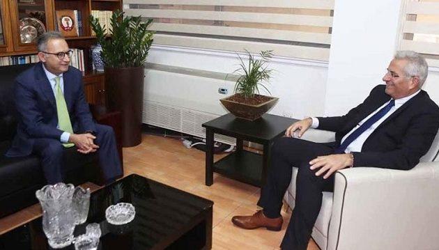 Κυπριανού-Νεοφύτου: «Όχι» σε λύση δύο κρατών και συνομοσπονδία στην Κύπρο