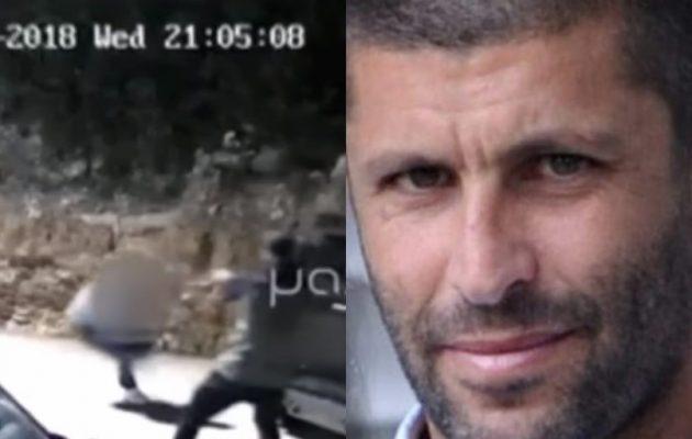 Βίντεο-σοκ από τη δολοφονία του «Αυστραλού» Γιάννη Μακρή – Κοίταξε στα μάτια τον εκτελεστή του
