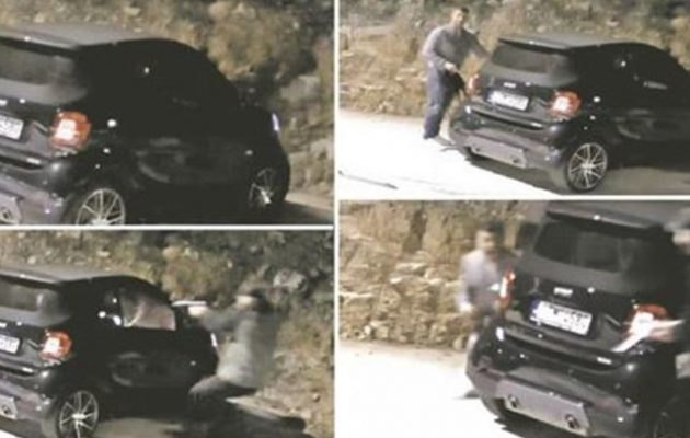 Καρέ-καρέ η δολοφονία του «Αυστραλού» Γιάννη Μακρή (φωτο+βίντεο)