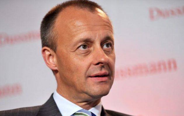 Ο επικρατέστερος διάδοχος της Μέρκελ έχει απολαβές 1 εκ. ευρώ τον χρόνο μεικτά