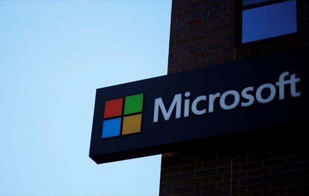 Η Microsoft «εκθρόνισε» προσωρινά την Apple