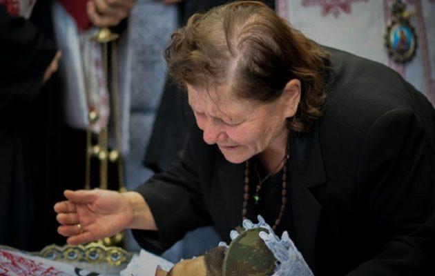 Μητέρα Κατσίφα: Μην πάει χαμένη η θυσία του γιου μου