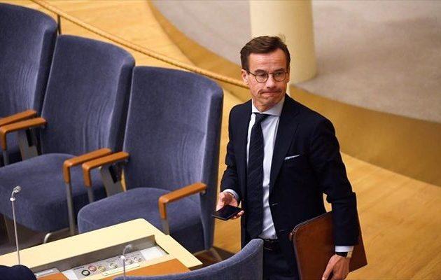 Η Σουηδία καταψήφισε τον συντηρητικό Κρίστερσον για τη θέση του πρωθυπουργού