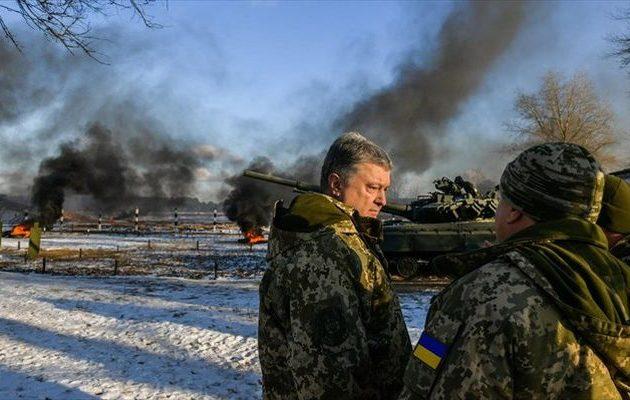 Αγριεύει η ουκρανο-ρωσική κρίση: Ο Ποροσένκο κάλεσε το ΝΑΤΟ να «στείλει πολεμικά πλοία»