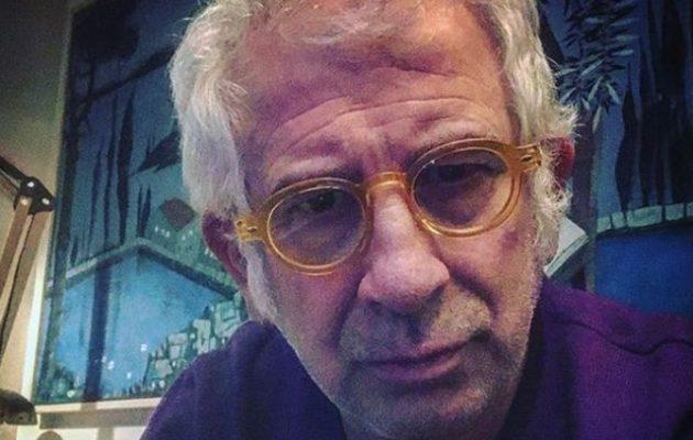 Ο Πέτρος Φιλιππίδης διέψευσε ότι βγαίνει σε πλειστηριασμό η μονοκατοικία του