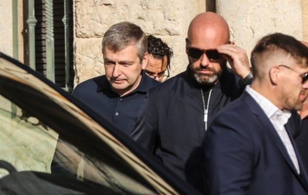 Αφέθηκε ελεύθερος από το Μονακό να επιστρέψει στη Ρωσία ο Ριμπολόβλεφ
