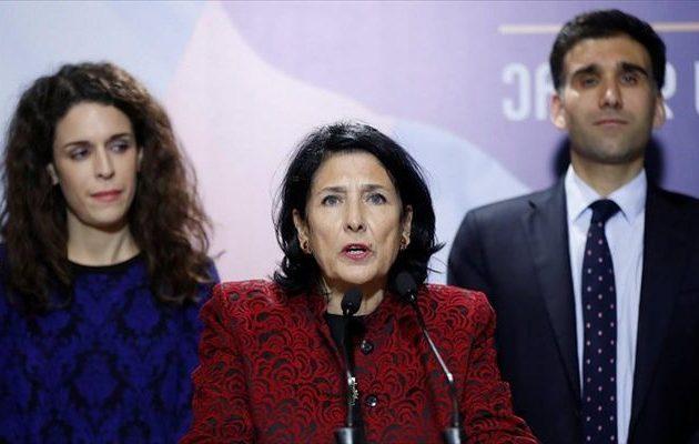 Ποια είναι η πρώτη γυναίκα που γίνεται Πρόεδρος στη Γεωργία