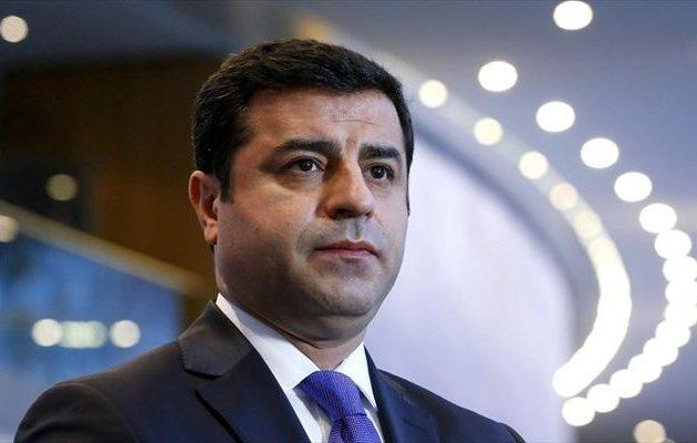 Ο Σελαχατίν Ντεμιρτάς κατέθεσε αίτηση αποφυλάκισης