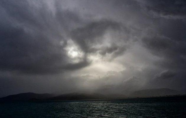 Άστατος ο καιρός την Τετάρτη – Που θα «χτυπήσουν» καταιγίδες