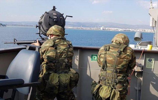 Με επιτυχία ολοκληρώθηκε η στρατιωτική άσκηση «Αιγιαλός»
