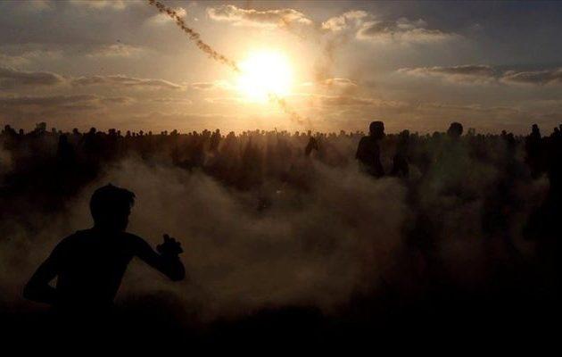 Αιματηρή ανταλλαγή πυρών μεταξύ Ισραήλ-Χαμάς στη Λωρίδα της Γάζας