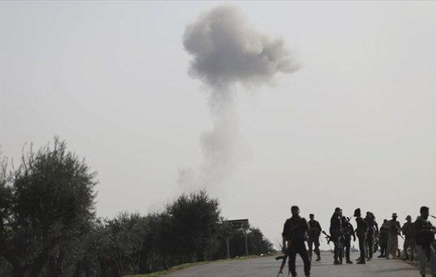 Τουλάχιστον 38 νεκροί σε επιδρομές του διεθνούς συνασπισμού κατά του Ισλαμικού Κράτους στη Συρία