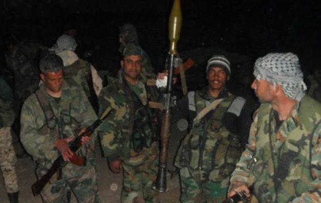 Τζιχαντιστές της Αλ Κάιντα πήγαν να σφάξουν τη φρουρά συριακού φυλακίου και σκοτώθηκαν όλοι