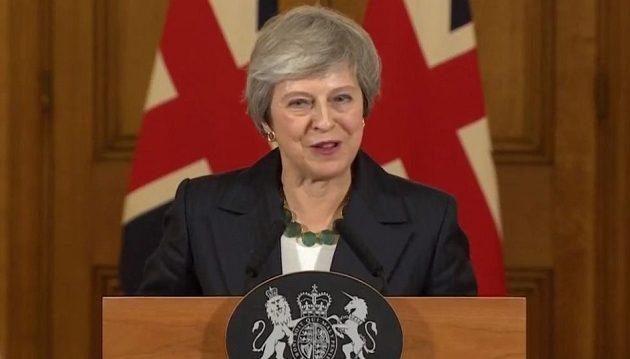 Μέι για Brexit: Η καλύτερη συμφωνία για τους Βρετανούς – «Όχι» σε δεύτερο δημοψήφισμα