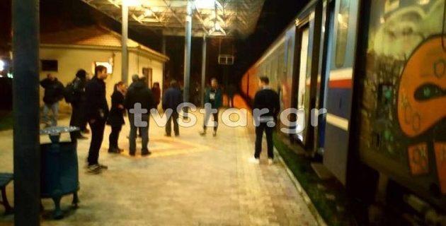 Τραγωδία στη Θήβα: Τρένο παρέσυρε και σκότωσε 27χρονο
