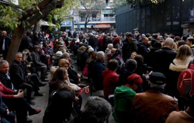 Τούρκοι θρήνησαν στη Θεσσαλονίκη την επέτειο θανάτου του Κεμάλ Ατατούρκ