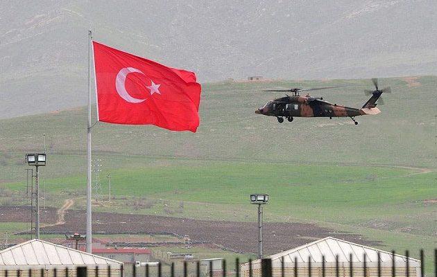 Η Γερμανία εξάγει «φουλ» όπλα στην Τουρκία