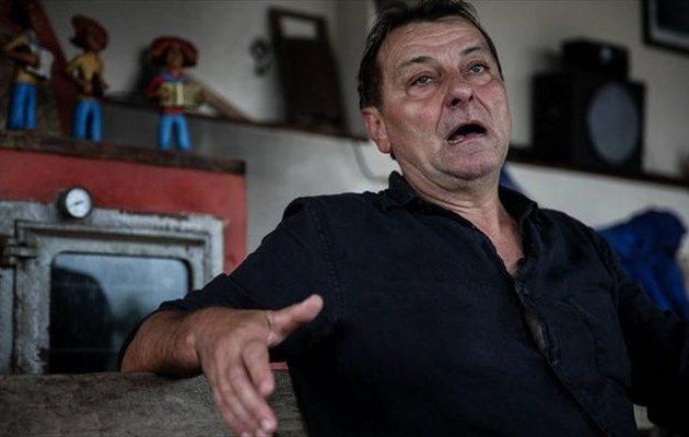 Τσέζαρε Μπατίστι: «Ο Μπολσονάρου δεν μπορεί να με εκδώσει στην Ιταλία»