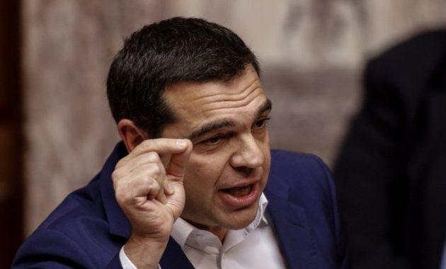 «Μπουρλότο» για την υπόθεση Σημίτη – Τσίπρας: Ιδιοκτήτης της εξουσίας είναι ο ελληνικός λαός