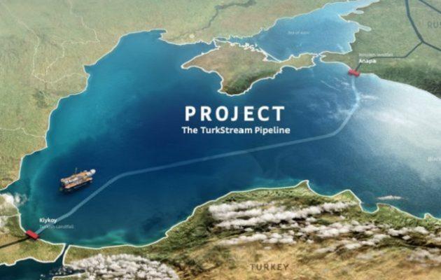 DW: Ποιος κερδίζει και ποιος χάνει από τον υποθαλλάσιο αγωγό Turkish Stream
