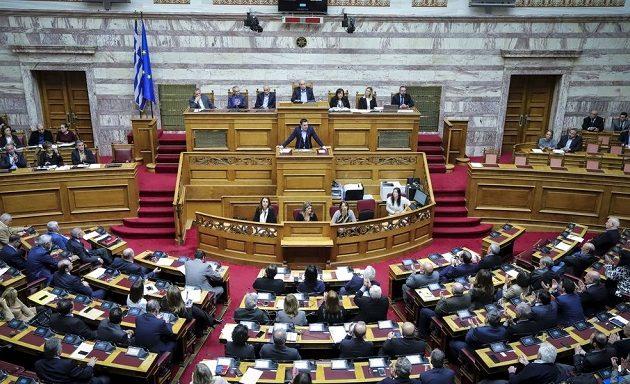 Τι προβλέπεται για την ψήφο εμπιστοσύνης της Βουλής
