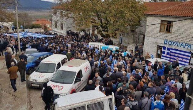Ελεύθεροι στις 3 τα ξημερώματα οι προσαχθέντες μετά την κηδεία Κατσίφα