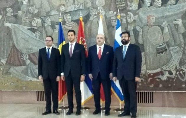 Βασιλειάδης: Ενωμένες Ελλάδα, Σερβία, Βουλγαρία, Ρουμανία  διεκδικούν το παγκόσμιο κύπελλο ποδοσφαίρου