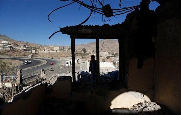 Οι προσπάθειες ΗΠΑ και Βρετανίας να μπει ένα τέλος στις εχθροπραξίες της Υεμένης