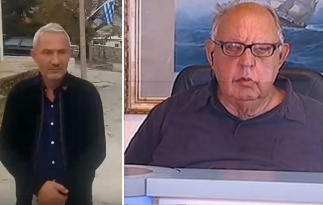 Ο Βορειοηπειρώτης δημοσιογράφος Αλέξανδρος Ζιούλης απαντά στις χυδαιότητες Πάγκαλου (βίντεο)