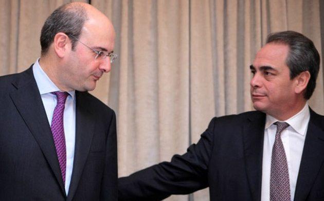 Τι είπε ο Κ. Μίχαλος στον αντιπρόεδρο της Ν.Δ. Κωστή Χατζηδάκη για την οικονομία