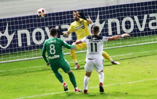Super League: Ο ΟΦΗ υπέταξε 3-1 τον Παναθηναϊκό
