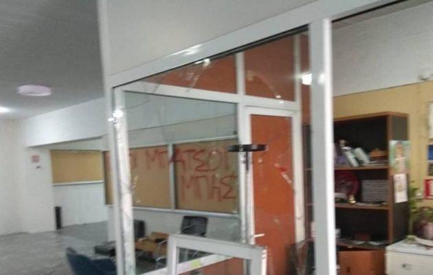 Τι απαντάει η Αστυνομία στο ΑΠΘ για τις καταστροφές στην Θεολογική Σχολή