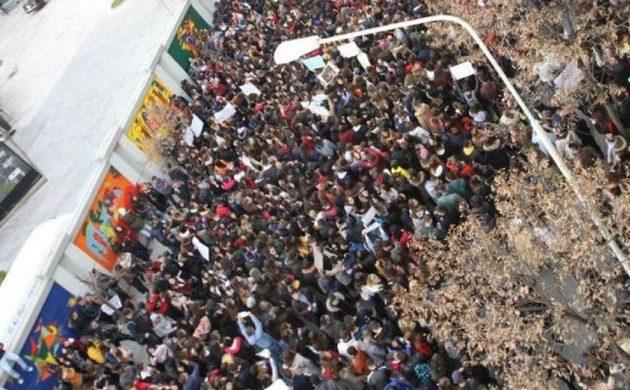 Ξεσηκώθηκαν στην Αλβανία οι φοιτητές – Ο αλβανικός λαός κουράστηκε να είναι κολίγος στους κοτζαμπάσηδες