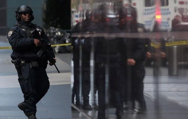 Συναγερμός στη Νέα Υόρκη για βόμβες στα γραφεία του CNN
