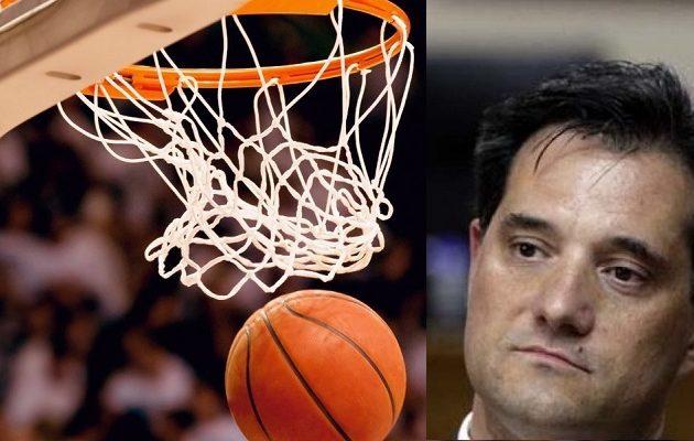 Γιατί οι Έλληνες μπασκεμπολίστες «κράζουν» τον Άδωνι Γεωργιάδη
