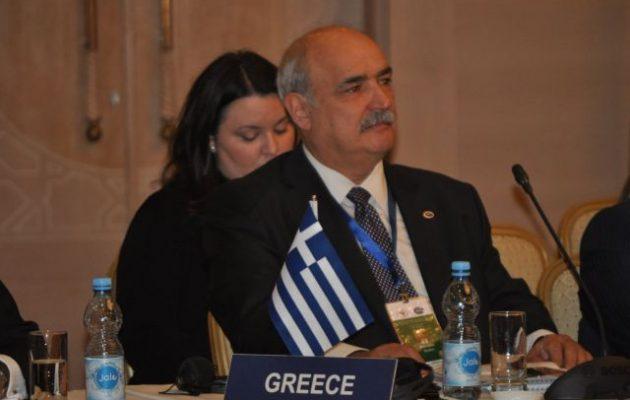 Ο Μάρκος Μπόλαρης στην 39η Συνάντηση Υπουργών Εξωτερικών του Οργανισμού Συνεργασίας Ευξείνου Πόντου