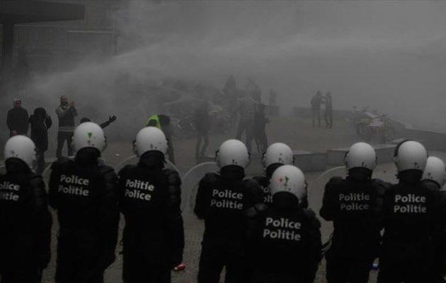 Συγκρούσεις στις Βρυξέλλες για το Σύμφωνο για τη Μετανάστευση