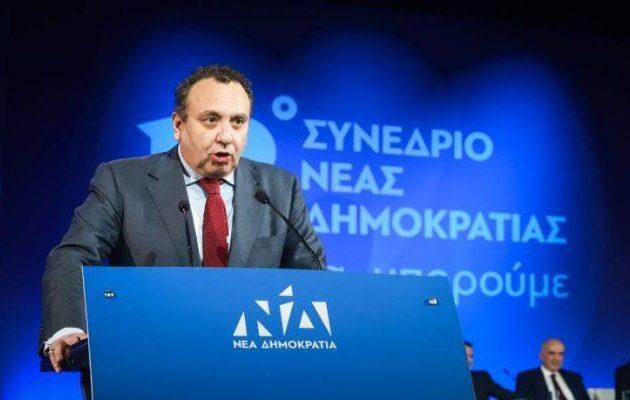 Αφού και ο Χρήστος Χωμενίδης στηρίζει Μητσοτάκη, εσύ δεξιέ σκέψου τι ψηφίζεις