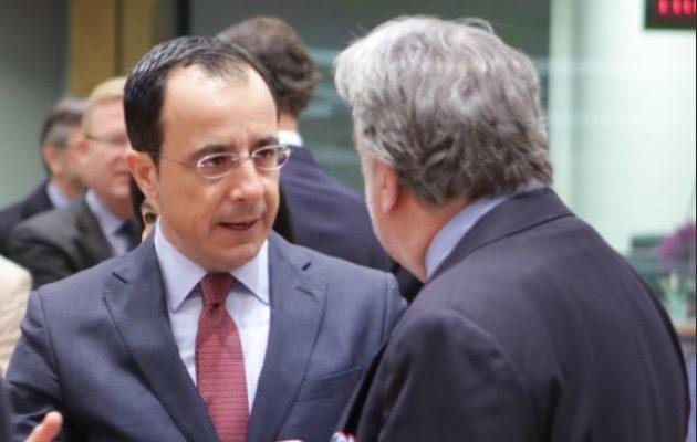 Πανηγυρίζει η Κύπρος μετά τις δηλώσεις Μίτσελ ότι η Αμερική θα την προστατέψει – Τι δήλωσε ο Χριστοδουλίδης