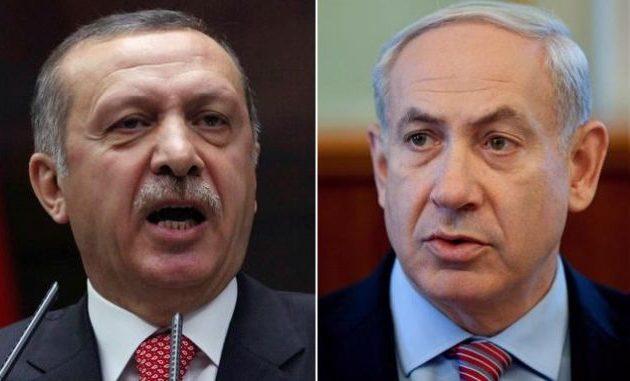 Το «χοντραίνει» με το Ισραήλ ο Ερντογάν – Πάει στον ΟΗΕ τα Υψίπεδα του Γκολάν