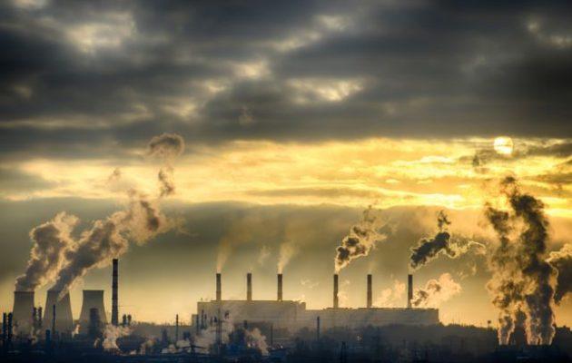 Μόλις 100 εταιρείες έχουν το 70% της ευθύνης του φαινομένου του θερμοκηπίου