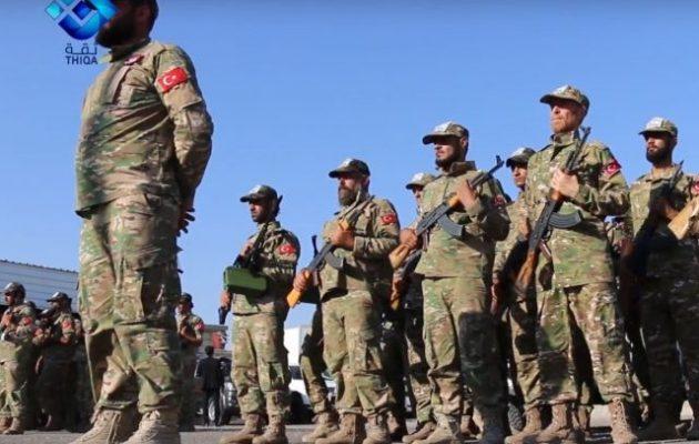 15.000 μισθοφόροι του FSA υπό τουρκικές διαταγές έτοιμοι να επιτεθούν στους Κούρδους της Συρίας