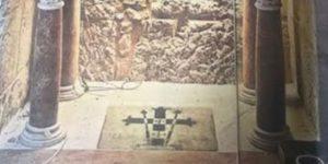 3b5c017509a2 Βρέθηκε το κελί του Ιησού – Τεκμηριώνεται επιστημονικά