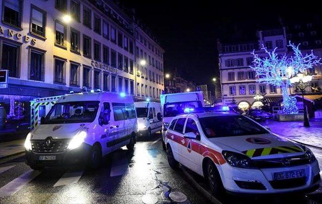 Ταξιδιωτική σύσταση Γερμανίας για τη Γαλλία λόγω Στρασβούργου