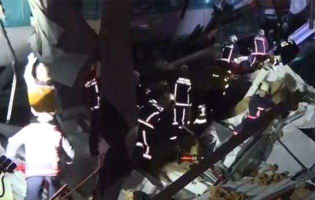 Εφιάλτης στην Άγκυρα: Σιδηροδρομικό δυστύχημα με τέσσερις νεκρούς και πολλούς τραυματίες (βίντεο)