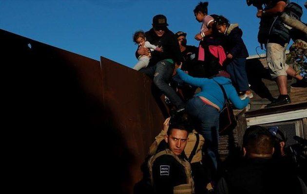 Τραγικό: Επτάχρονο κορίτσι πέθανε στα σύνορα ΗΠΑ – Μεξικού