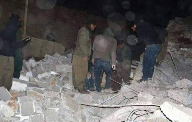 Ο Ερντογάν έστειλε είκοσι F-16 να βομβαρδίσουν ένα στάβλο στο Ιράκ και να σκοτώσουν τέσσερις γυναίκες
